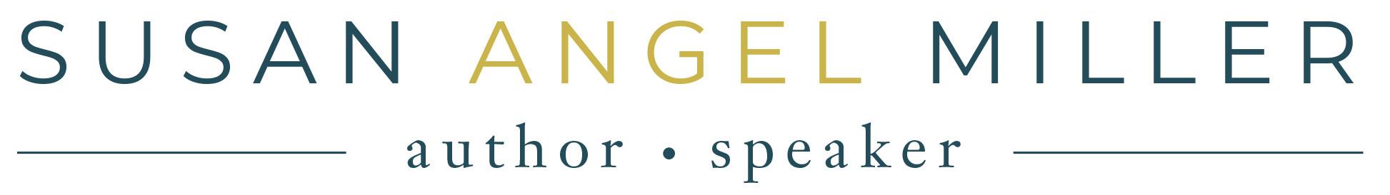 Susan Angel Miller Logo